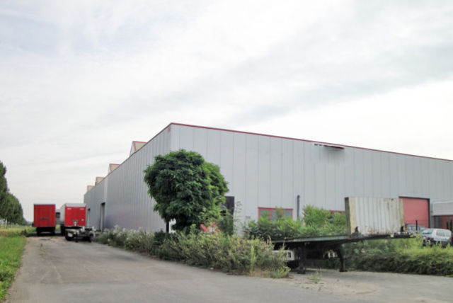Rollema Patrans has rented a warehouse in the Brussels periphery